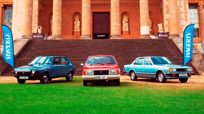 Hagerty Festival of the Unexceptional Fifth Anniversary 2018