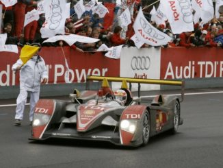 Audi Celebrates The Twentieth Anniversary Of Its First Le Mans 24 Hour Race Win – 17th to 18th June 2000