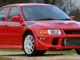 Mitsubishi Lancer Evolution 20th Anniversary of the UK Launch of the Rally-Bred Super Saloon