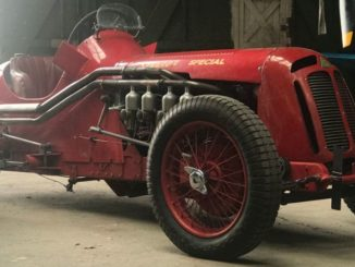Burlen Celebrates Pioneering Racing Driver Barbara Skinner 85 Years After She Raced In The 1935 Le Mans 24 Hour