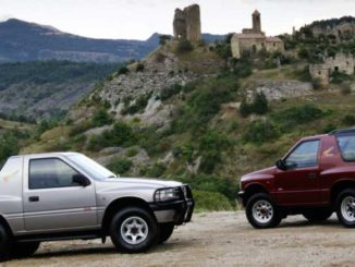 30 Years of Exploring New Frontiers - Vauxhall Celebrates the Frontera's 30th Anniversary