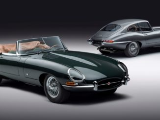 Jaguar Classic Reveals E-Type 60 Collection - 60th Anniversary Tribute To The Iconic Sports Car