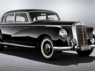 1951 - Return to the International Stage with Two Passenger Cars