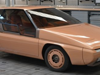 Mazda's First MX Model Restored to Celebrate the History of Italian Design Influence at Mazda