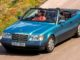 30 Years Ago - 124 Model Series Mercedes-Benz Cabriolets Premiere in 1991