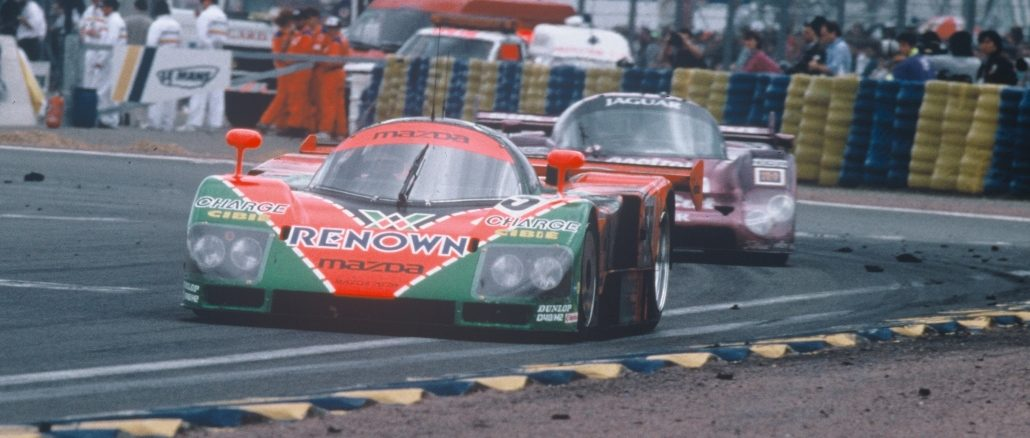 2021 Marks the 30th Anniversary of Mazda's Famous Win at the 1991 Le Mans 24 Hours