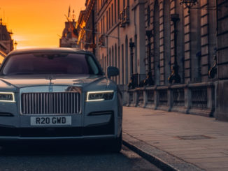 Rolls-Royce marks founder's birthday with London pilgrimage