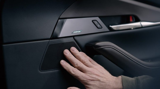 Defying conventions together - 30 years of Mazda and Bose co-creation