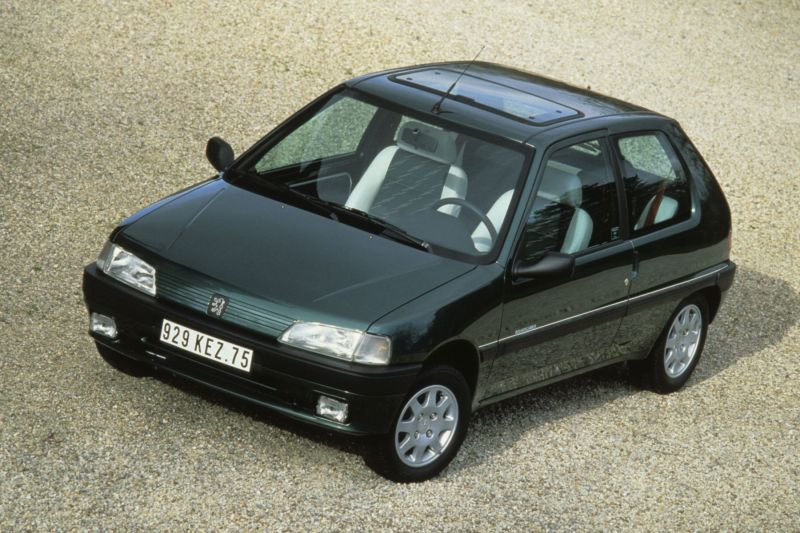 The Peugeot 106 Is Celebrating Its 30th Birthday